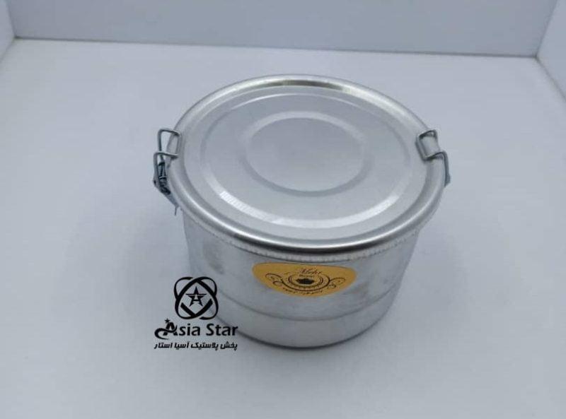 sale-of-round-aluminum-food-container