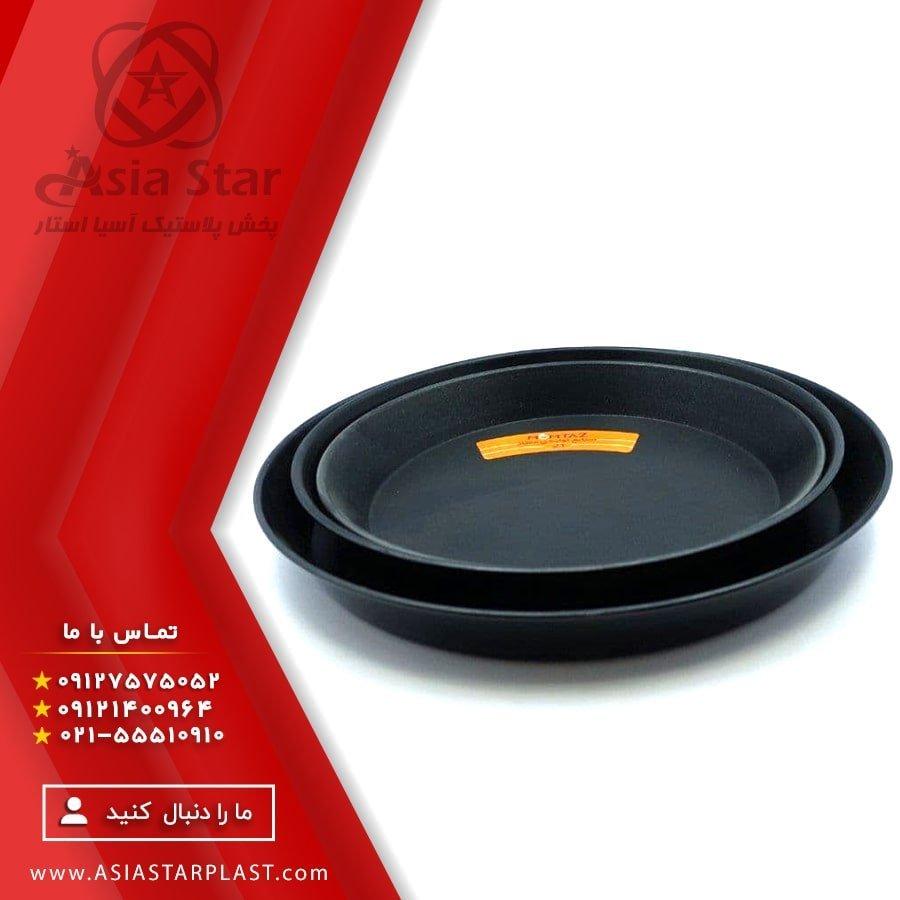 فروش قالب پیتزا ممتاز - پخش پلاستیک آسیا استار